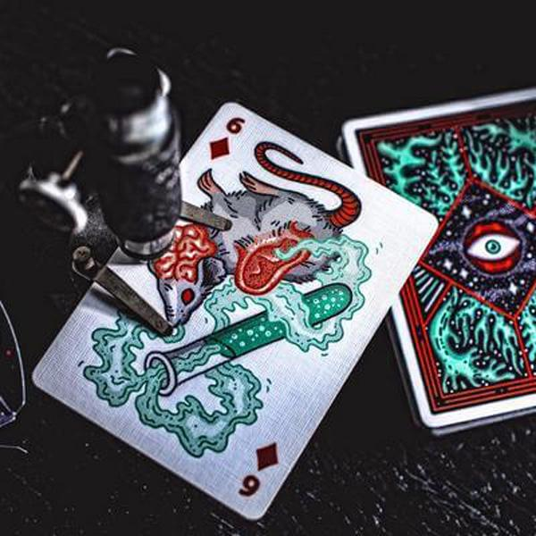 'Into The Weird' Playing Cards
