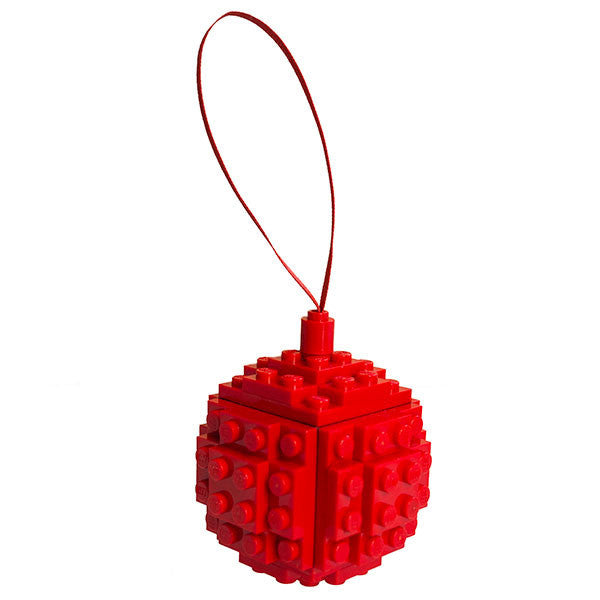 Buy LEGO Bauble and other gifts online - The Fowndry