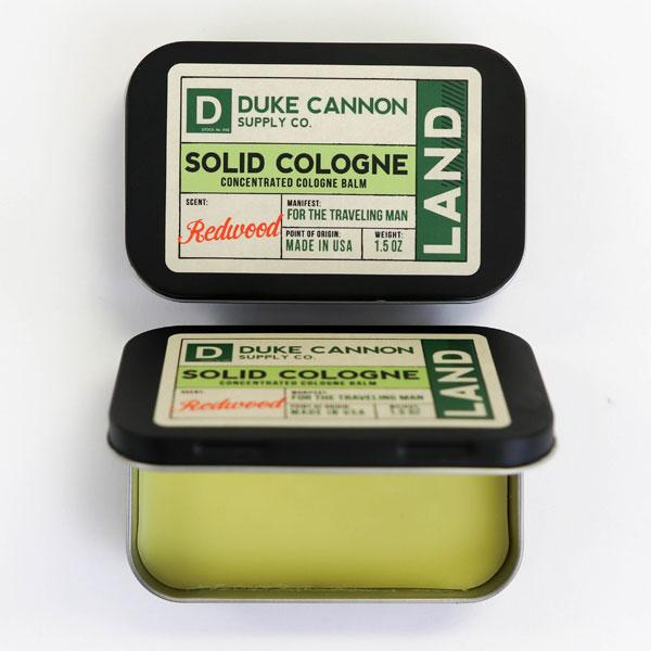 Buy Duke Cannon Supply Co. Solid Cologne and other gifts online - The Fowndry
