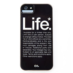 Life* Case for iPhone 5