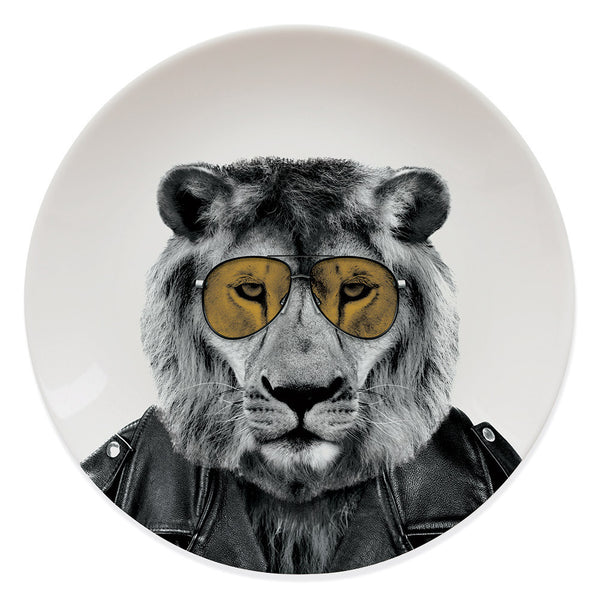 Buy Wild Dining Plates and other gifts online - The Fowndry