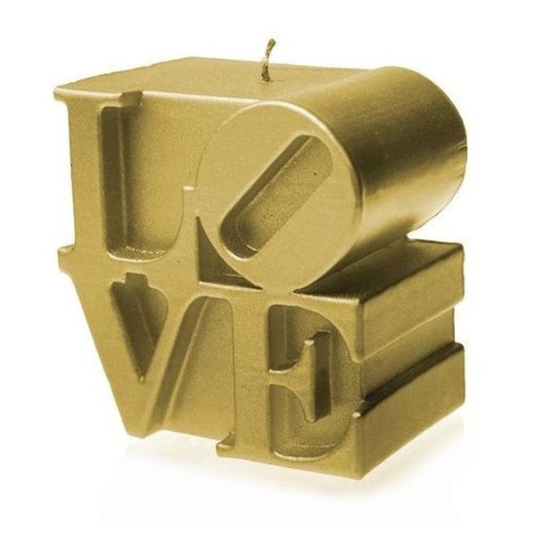 Buy Love Sign Candle and other gifts online - The Fowndry