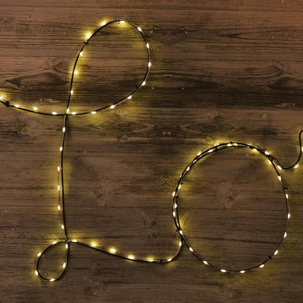 Buy Make Your Own Fairy Light Sign and other gifts online - The Fowndry