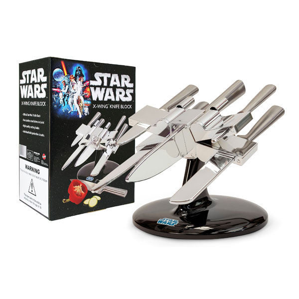 Buy Star Wars™ X-Wing™ Knife Block and other gifts online - The Fowndry