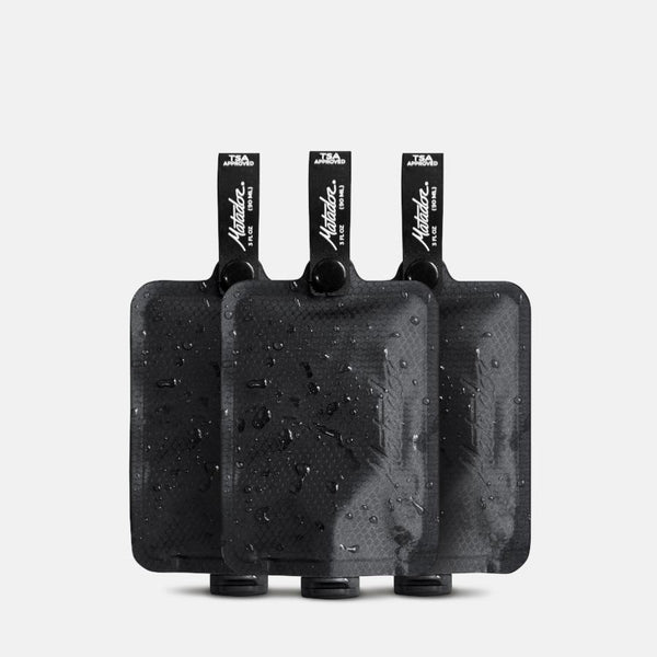 Buy Matador FlatPak Toiletry Bottles - 3 Pack and other gifts online - The Fowndry