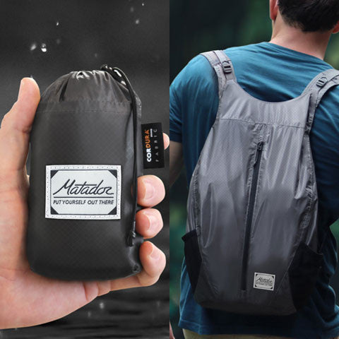 Matador FreeRain24 Packable Backpack - Buy at The Fowndry