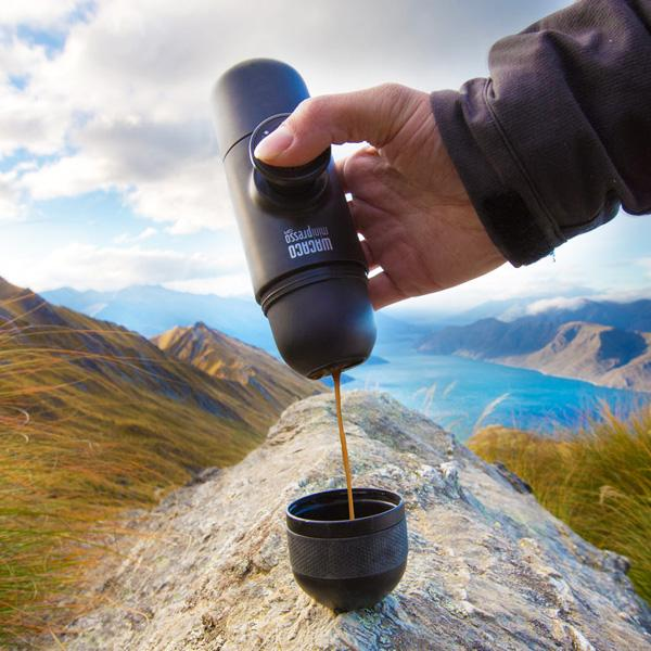 Buy Minipresso Portable Espresso Maker and other gifts online - The Fowndry