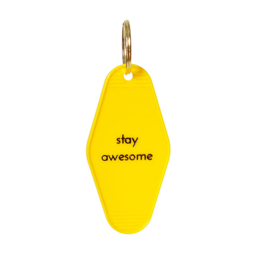 Motivational Motel Keyrings | Only £5.99 | The Fowndry