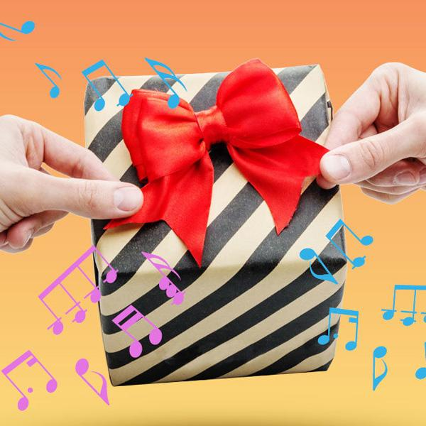 Buy Musical Bow and other gifts online - The Fowndry