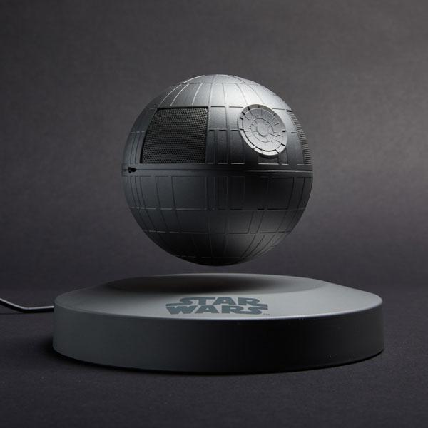 Official Star Wars® Death Star Levitating Speaker