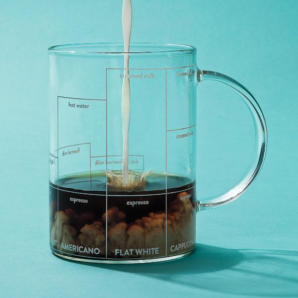 Multi-ccino Mug - Buy at The Fowndry