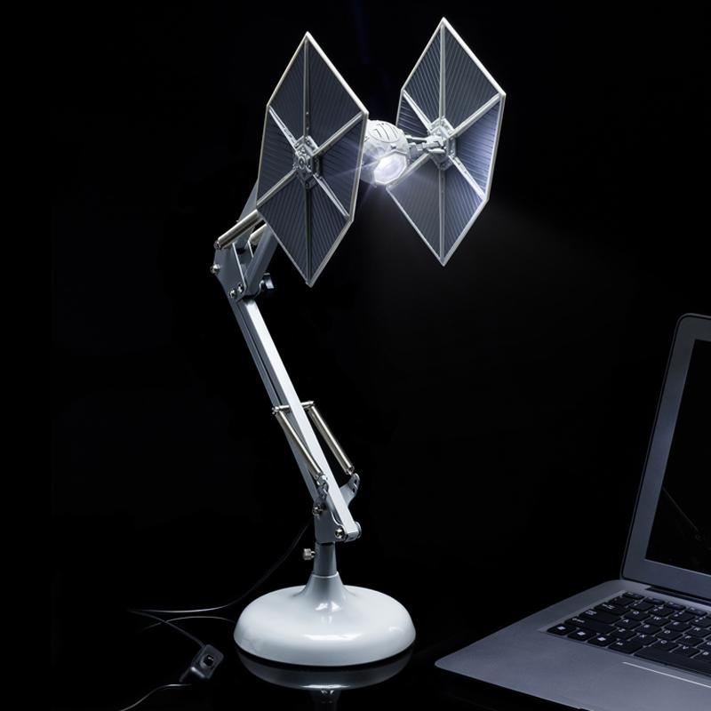 Star Wars™ TIE Fighter Posable Desk Lamp