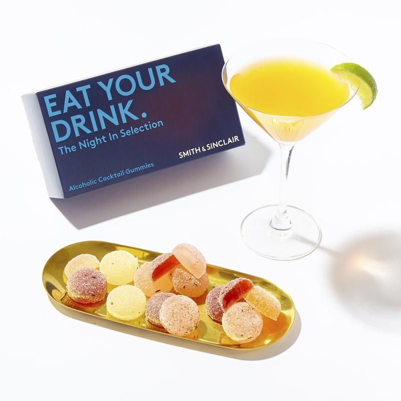 Smith and Sinclair Alcoholic Cocktail Gummies