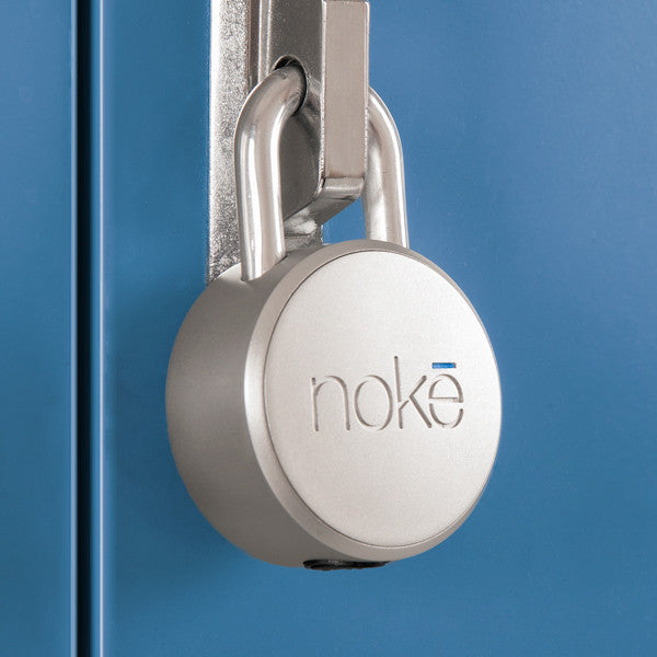 Buy Noke Smart Bluetooth Padlock and other gifts online - The Fowndry