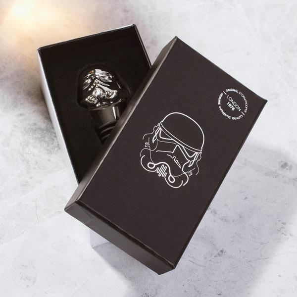 Buy Original Stormtrooper Wine Bottle Stopper and other gifts online - The Fowndry