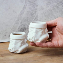 The Original Stormtrooper Espresso Mug Set