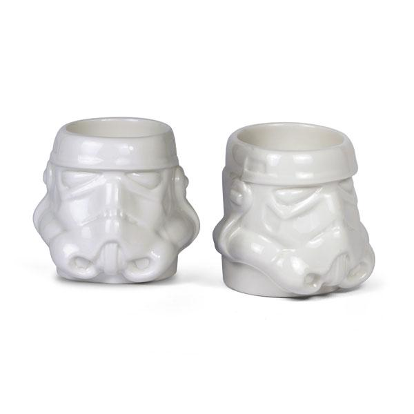 Buy The Original Stormtrooper Espresso Mug Set and other gifts online - The Fowndry