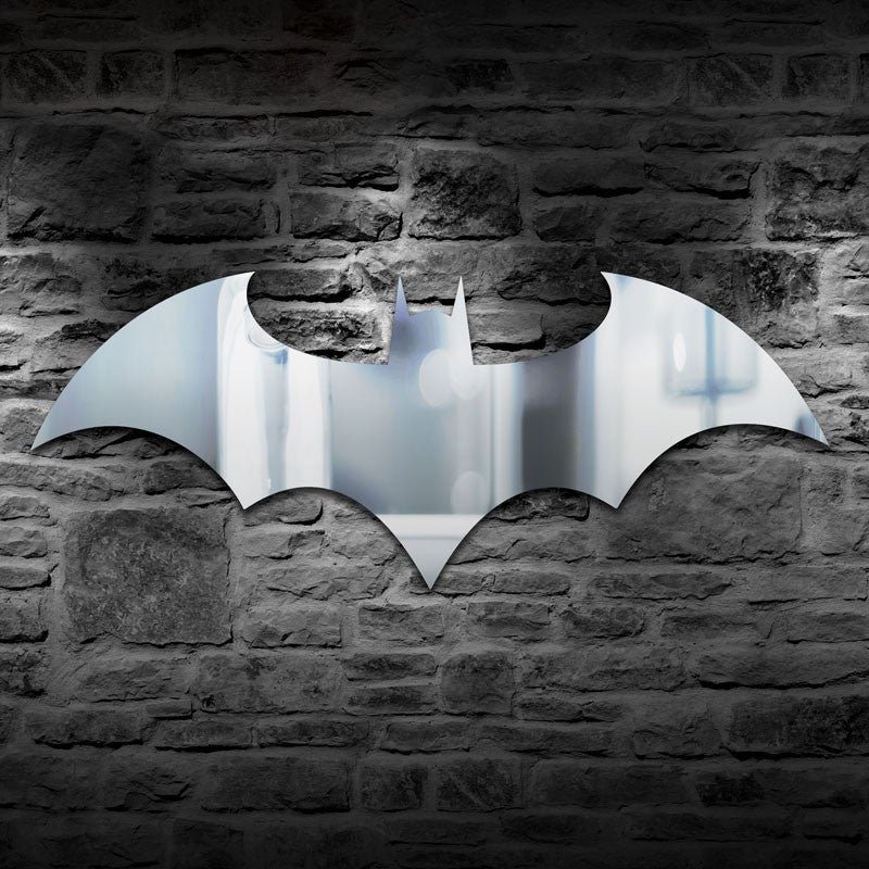 Awesome Batman Mirror! www.thefowndry.com