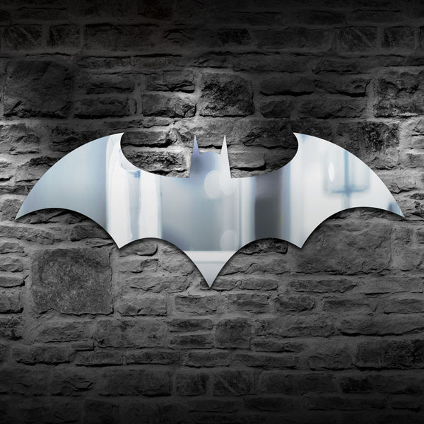 Buy Batman Mirror and other gifts online - The Fowndry