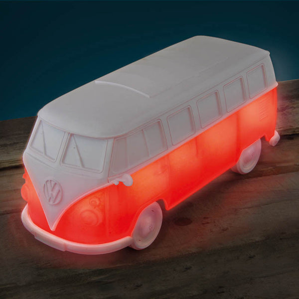 Buy VW Camper Van Mood-lamp and other gifts online - The Fowndry