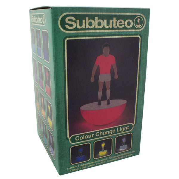 Buy Colour Changing Subbuteo Light and other gifts online - The Fowndry