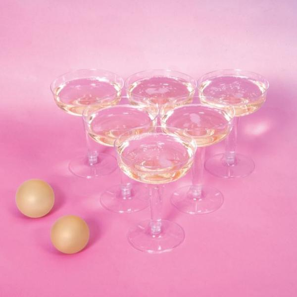 Buy Pongsecco - The Prosecco Drinking Game and other gifts online - The Fowndry
