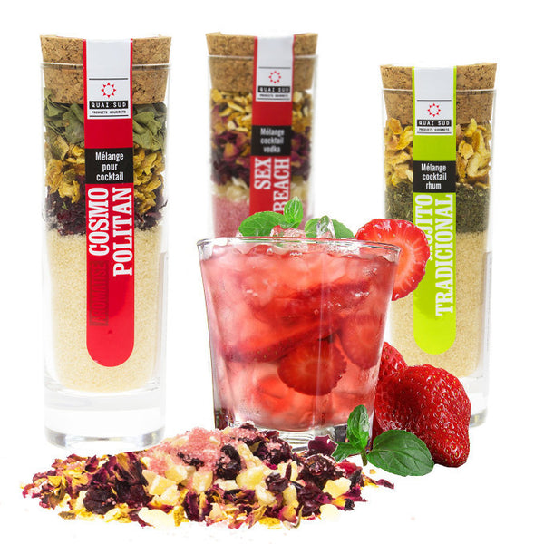 Buy Cocktail Mixes and other gifts online - The Fowndry