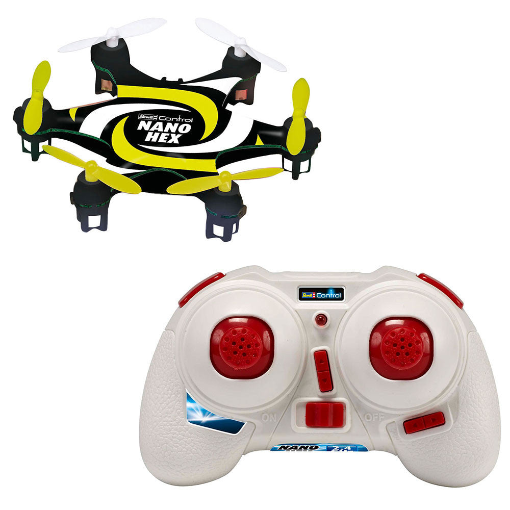 Revell Nano Hex RC Drone - Available NOW! www.thefowndry.com