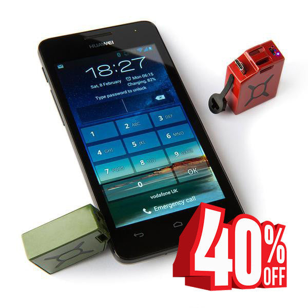 Buy FUEL Micro Charger and other gifts online - The Fowndry