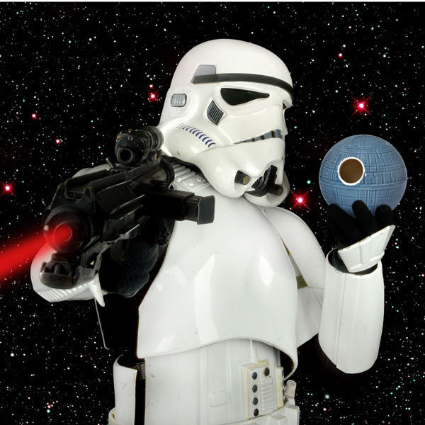 Buy Star Wars Death Star Birdhouse and other gifts online - The Fowndry