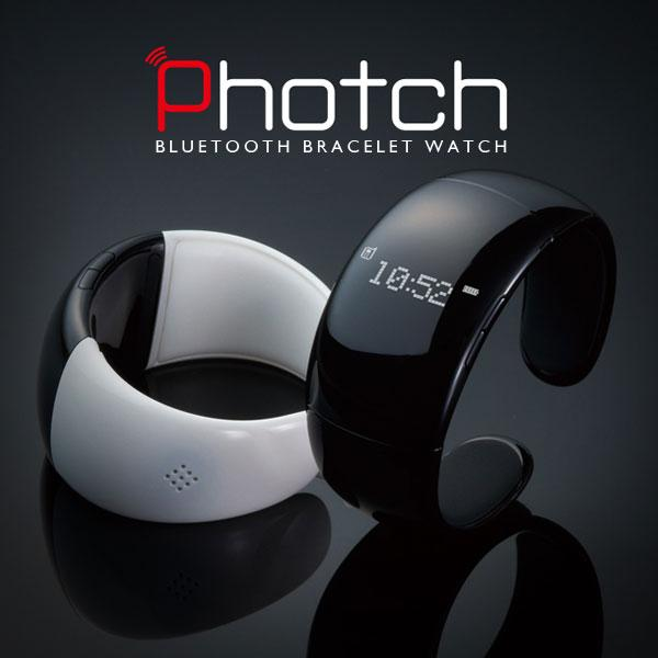 Photch Bluetooth Bracelet Watch