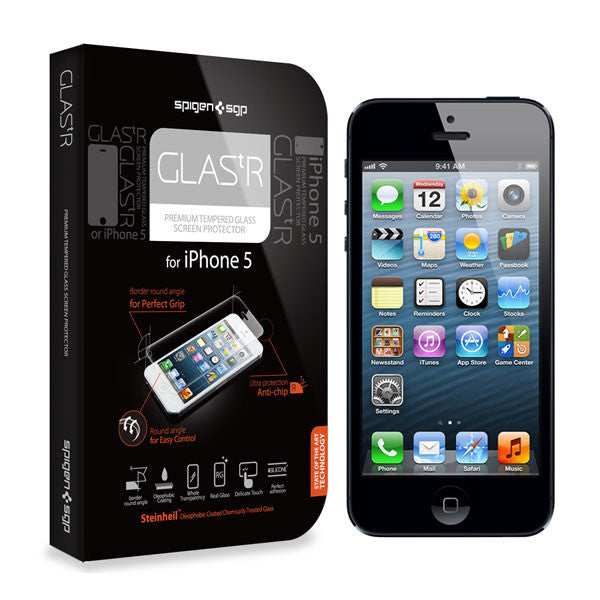 Buy Glas.tR Screen Protector for iPhone 5 and other gifts online - The Fowndry