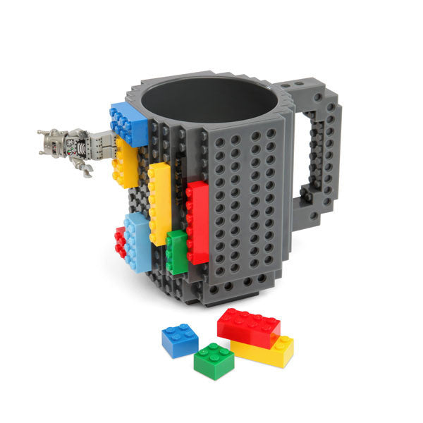 Build-On Brick Mug - buy at The Fowndry