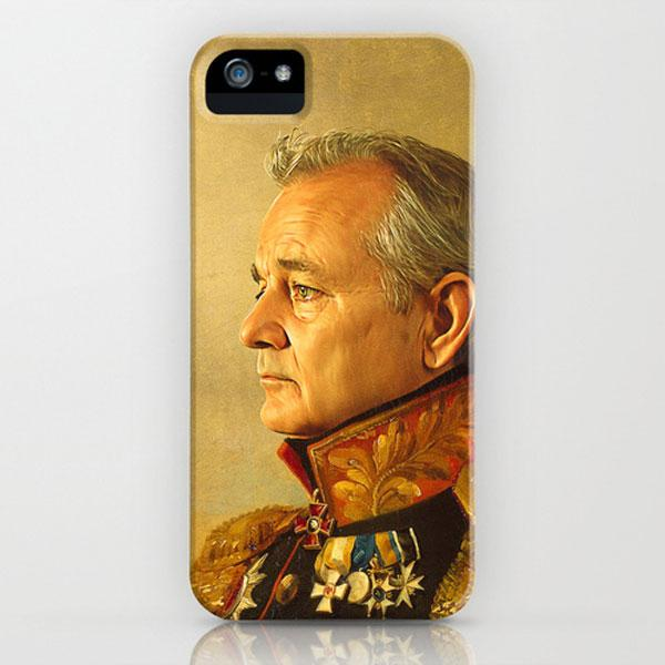 Buy Replaceface Bill Murray Case for iPhone 5 and other gifts online - The Fowndry