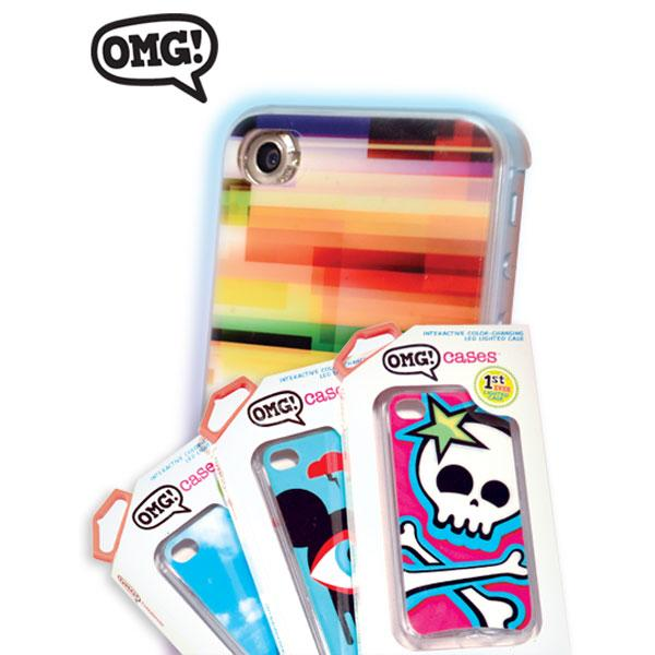 OMG Light Up iPhone Cases