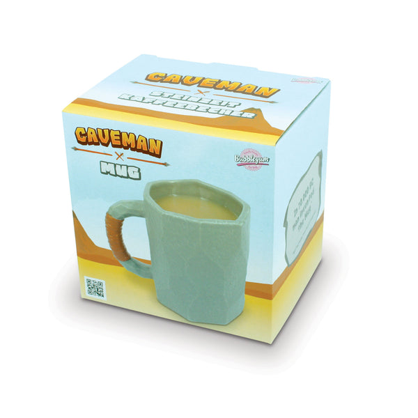 Buy Caveman Mug and other gifts online - The Fowndry