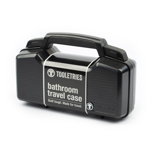 Tooletries Bathroom Travel Case - Only £24.99 | Buy at The Fowndry