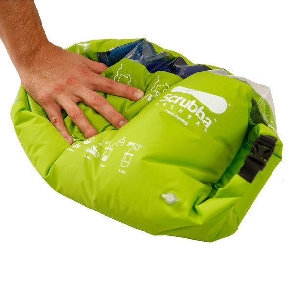 Scrubba Portable Washbag - buy at The Fowndry