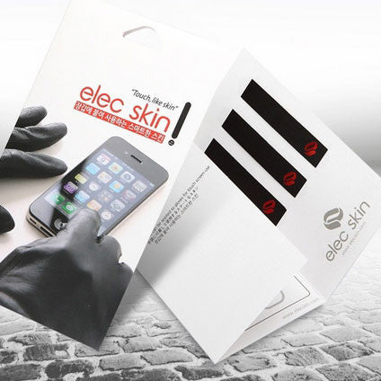 Buy Elec-Skin Smartphone Touch Stickers and other gifts online - The Fowndry