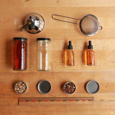 Buy The Craft Your Own Bitters Kit and other gifts online - The Fowndry