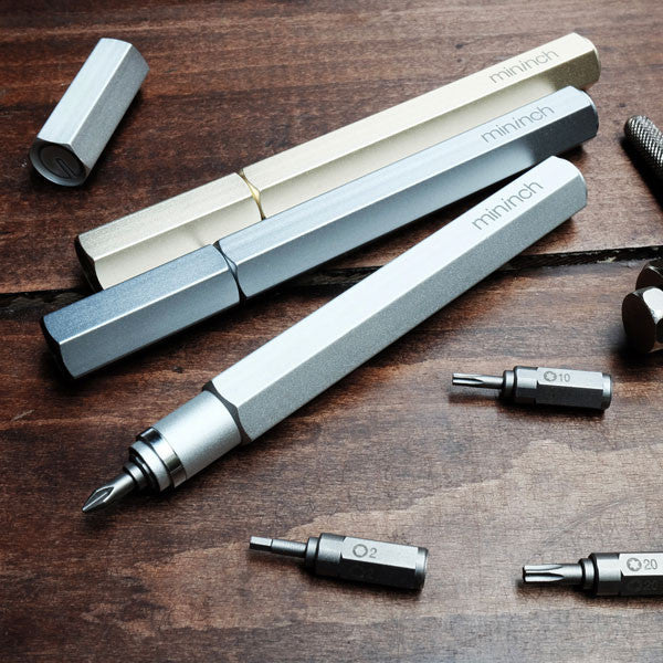 Buy Mininch Tool Pen: Premium Edition and other gifts online - The Fowndry