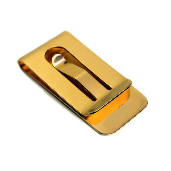 Buy 'It's Only Money' 18k Gold Plated Money Clip and other gifts online - The Fowndry