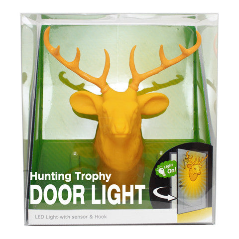 Buy Hunting Trophy Door Light and other gifts online - The Fowndry