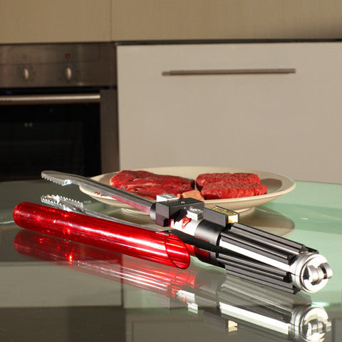Buy Star Wars Lightsaber™ BBQ Tongs and other gifts online - The Fowndry