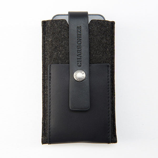 Buy Charbonize Wallet for iPhone 5 and other gifts online - The Fowndry