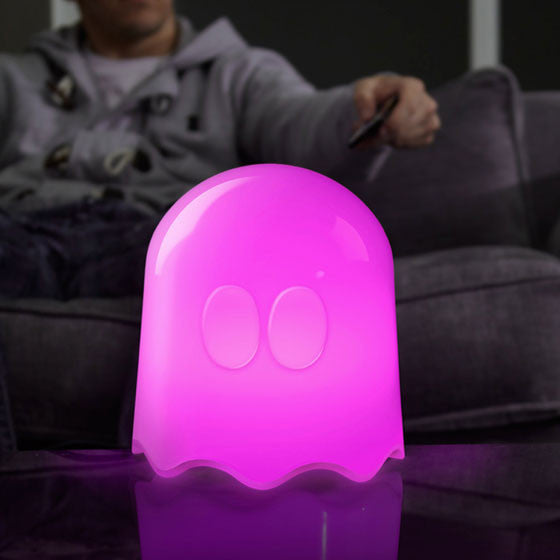Buy PacMan Ghost Lamp and other gifts online - The Fowndry