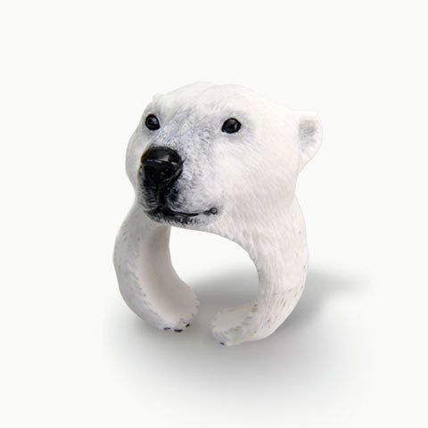 CLiNG Rings - Polar Bear