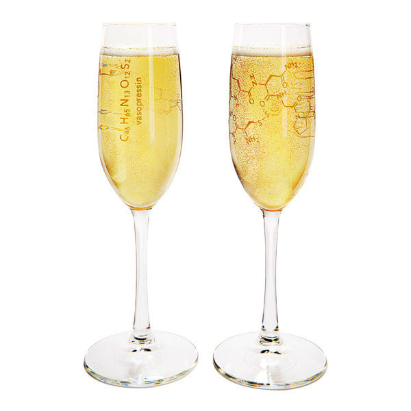 Molecular Wine Flutes buy at The Fowndry