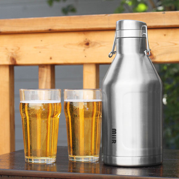 MiiR Growler Vacuum Beverage Flask - buy at The Fowndry