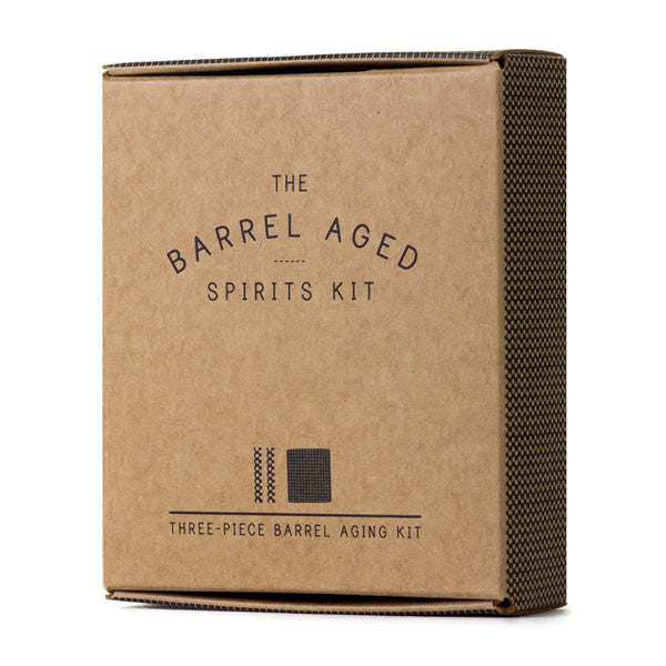 Buy Barrel Aged Spirits Kit and other gifts online - The Fowndry